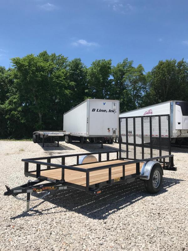 2018 Doolittle Trailer Mfg UT77X123K Utility Trailer in Ashburn, VA