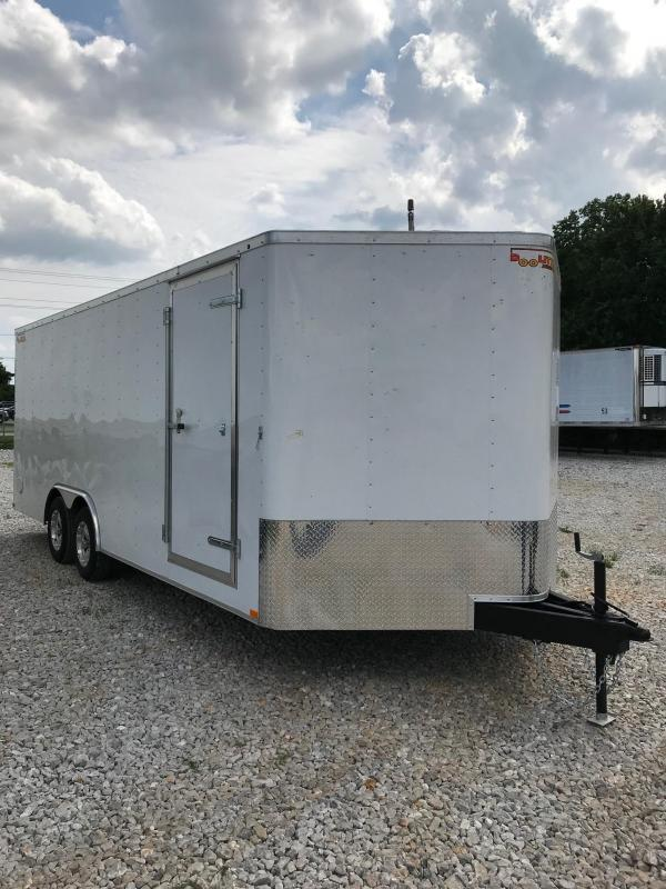 2018 Doolittle Trailer Mfg BL8.5X207K Enclosed Cargo Trailer