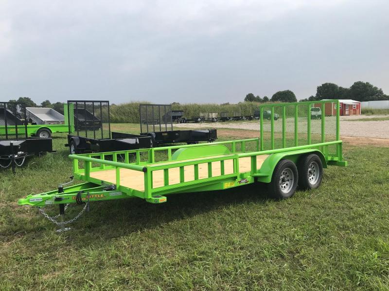 2019 DooLitttle Trailers UT84X167K Utility Trailer in Ashburn, VA