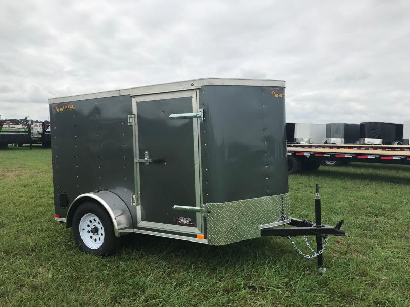 2019 Doolittle Trailer Mfg BL5X08S Enclosed Cargo Trailer in Ashburn, VA