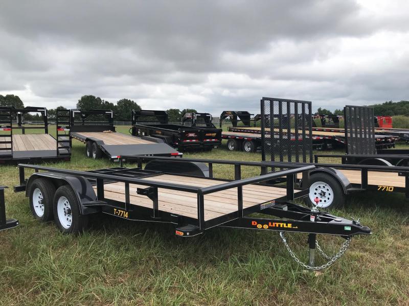 2018 Doolittle Trailer Mfg UT77X147K Utility Trailer in Ashburn, VA