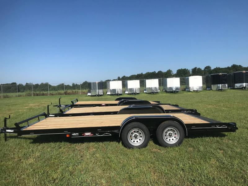 2019 Starlite 82-1835altdv utility trailer