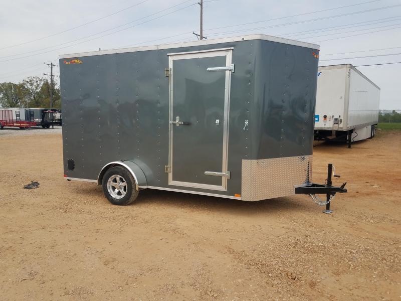 2019 Doolittle Trailer Mfg BL7X12S Enclosed Cargo Trailer in Ashburn, VA