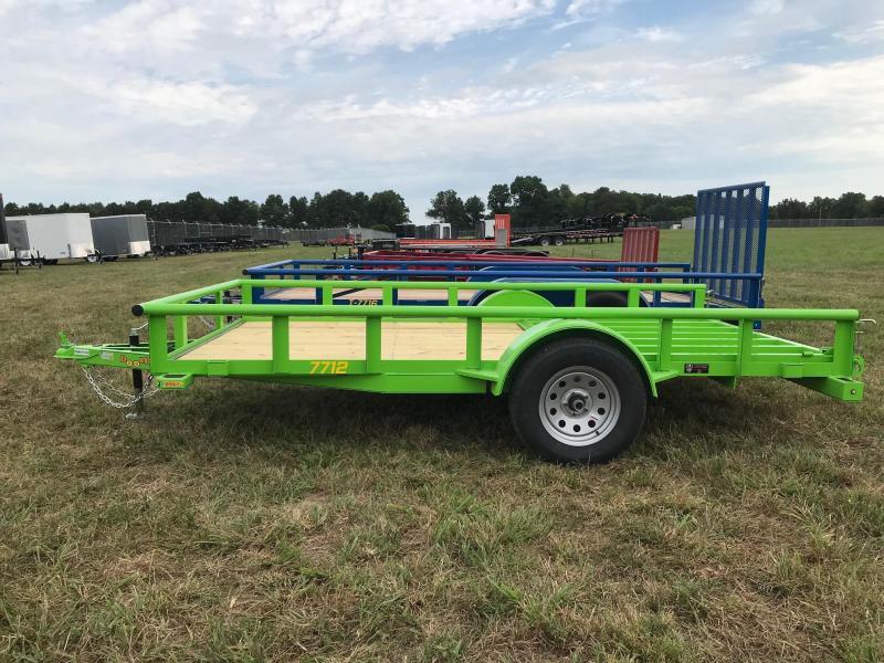2019 Doolittle Trailer Mfg UT77X123K Utility Trailer in Ashburn, VA