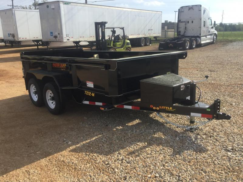 2017 Doolittle Trailer Mfg MD721210 Dump Trailer in Brandsville, MO