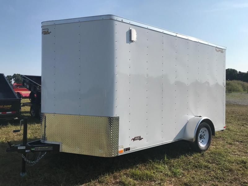 2019 Doolittle Trailer Mfg BL7X12S Enclosed Cargo Trailer