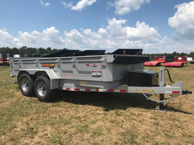 2019 Doolittle Trailer Mfg MD821414 Dump Trailer in Flemington, MO