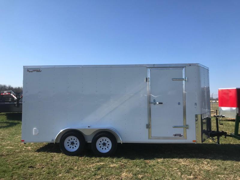 2019 Doolittle Trailer Mfg BL7X167K Enclosed Cargo Trailer