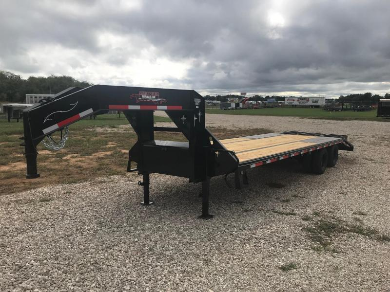 2019 Starlite Trailers 25TAGN-LP DECKOVER Trailer in Ashburn, VA