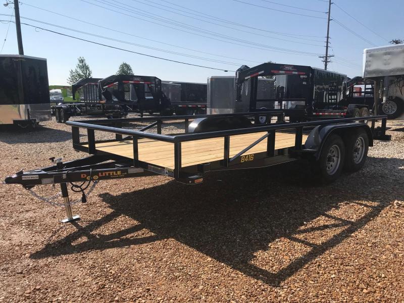 2018 Doolittle Trailer Mfg UT84X167K Utility Trailer in Ashburn, VA