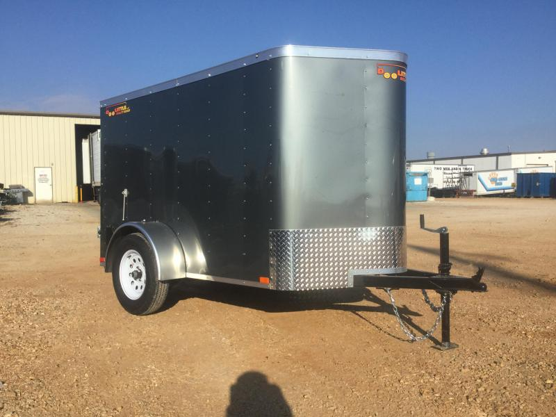 2018 Doolittle Trailer Mfg BL5X08S Enclosed Cargo Trailer in Ashburn, VA