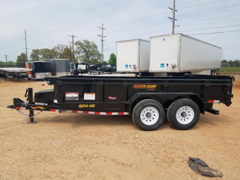 2018 Doolittle Trailer Mfg MD821414 Dump Trailer in El Dorado Springs, MO