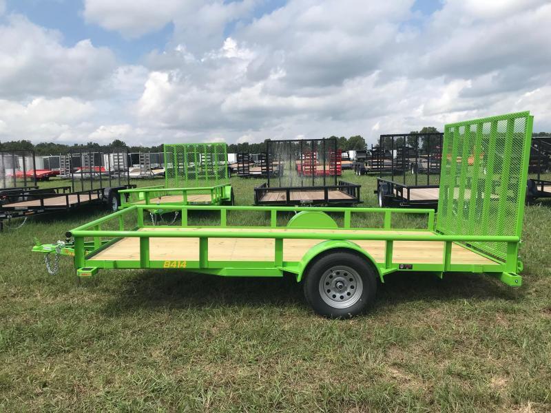 2019 Doolittle Trailer Mfg UT84X14K Utility Trailer in Ashburn, VA