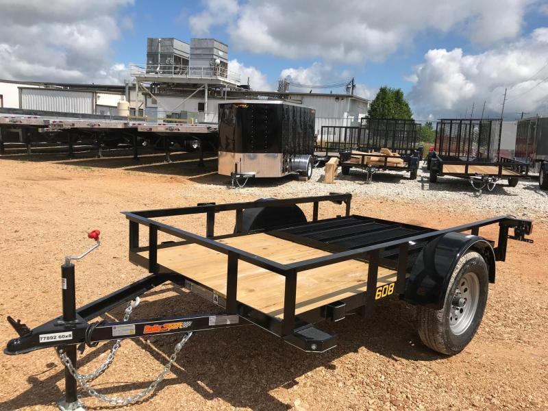 2018 Doolittle Trailer Mfg RS60X83K Utility Trailer in Ashburn, VA