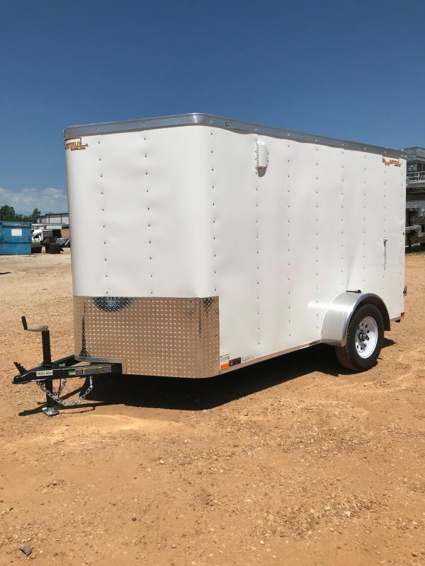 2018 Doolittle Trailer Mfg BL6X10S Enclosed Cargo Trailer