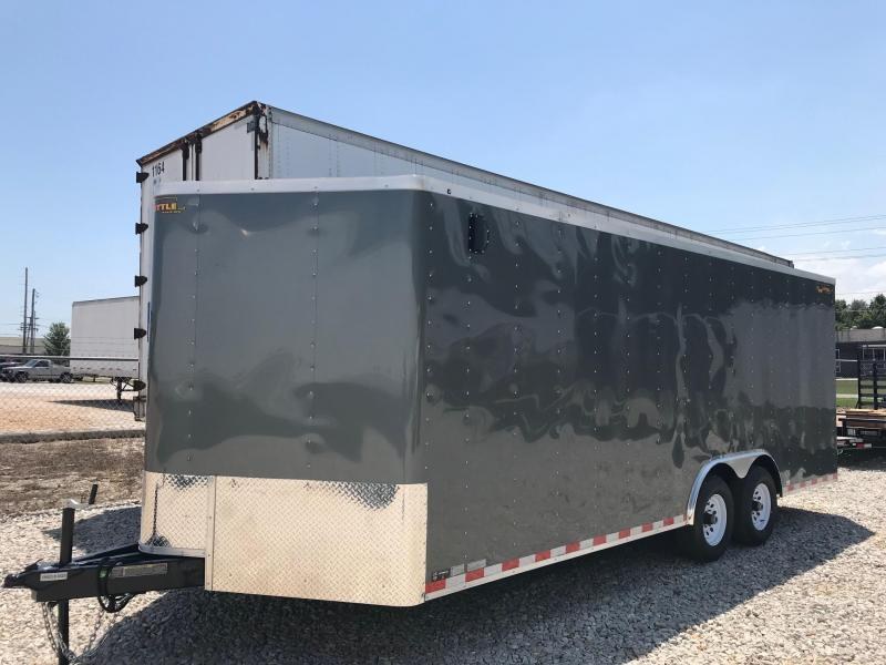 2018 Doolittle Trailer Mfg BL8.5X207K Enclosed Cargo Trailer in Ashburn, VA