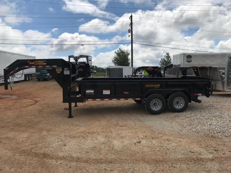 2018 Doolittle Trailer Mfg MD821614 Dump Trailer in El Dorado Springs, MO
