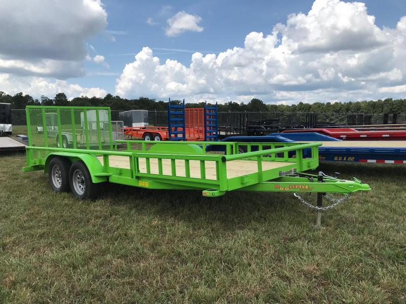 2019 Doolittle Trailer Mfg UT84X187K Equipment Trailer in Ashburn, VA
