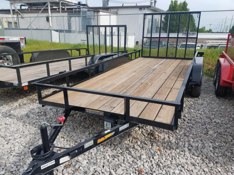2017 Doolittle Trailer Mfg RS77X16 ATV Trailer