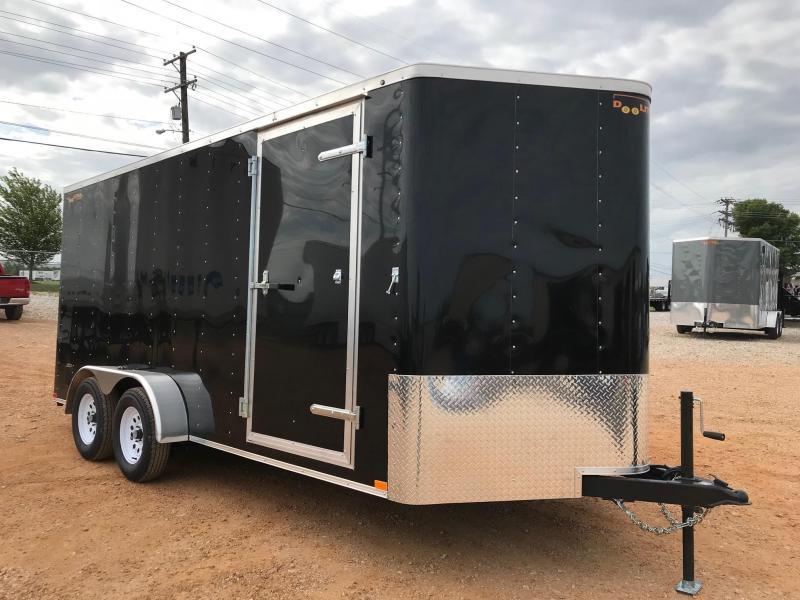 2018 Doolittle Trailer Mfg BL7X167K Enclosed Cargo Trailer