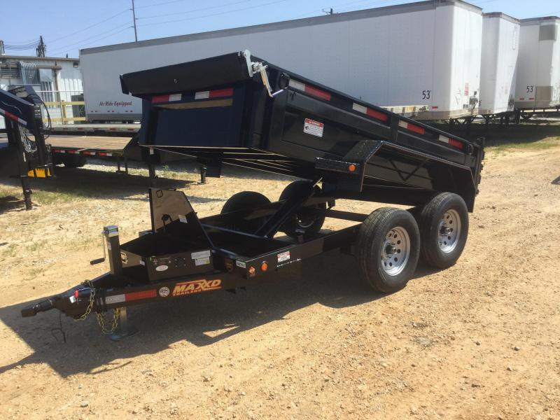 2017 Maxxd Trailers DMX8312 Dump Trailer in Flemington, MO