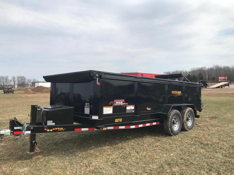 2019 Doolittle Trailer Mfg MD821614 Dump Trailer in Ashburn, VA
