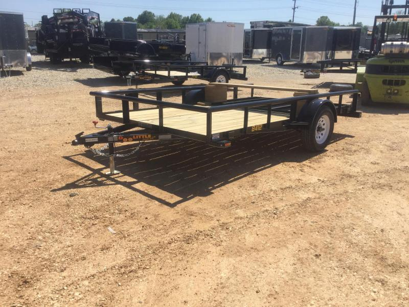 2017 Doolittle Trailer Mfg UT84X123K Utility Trailer