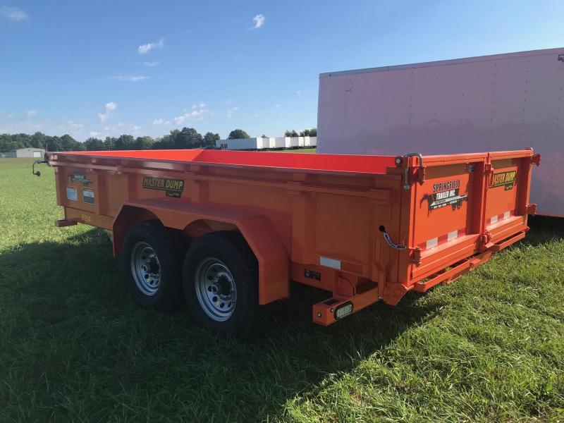 2019 Doolittle Trailer Mfg MD821414K Dump Trailer in Ashburn, VA