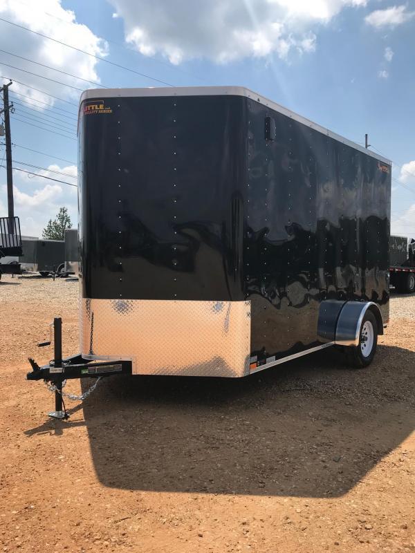 2018 Doolittle Trailer Mfg BL7X12S Enclosed Cargo Trailer