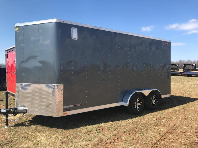 2019 Doolittle Trailer Mfg BL7X167K Enclosed Cargo Trailer
