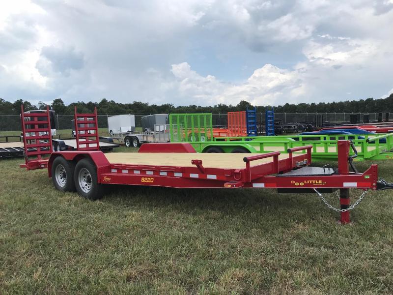 2019 Doolittle Trailer Mfg XT822014K Equipment Trailer in Ashburn, VA