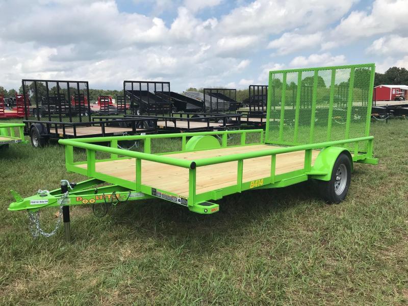 2019 Doolittle Trailer Mfg UT84X143K Utility Trailer in Ashburn, VA