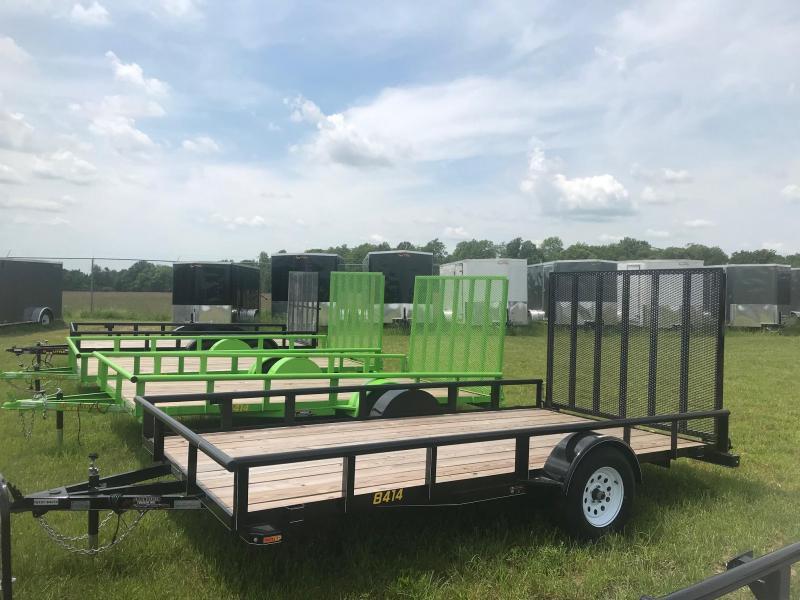 2018 Doolittle Trailer Mfg UT84X143K Utility Trailer in Ashburn, VA