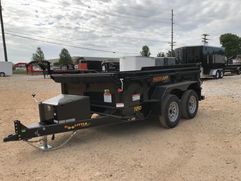 2018 Doolittle Trailer Mfg MD72107K Dump Trailer in El Dorado Springs, MO