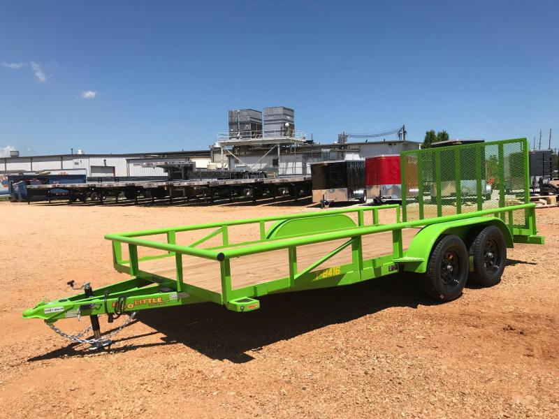2018 Doolittle Trailer Mfg UT84X167K Utility Trailer in Ashburn, VA