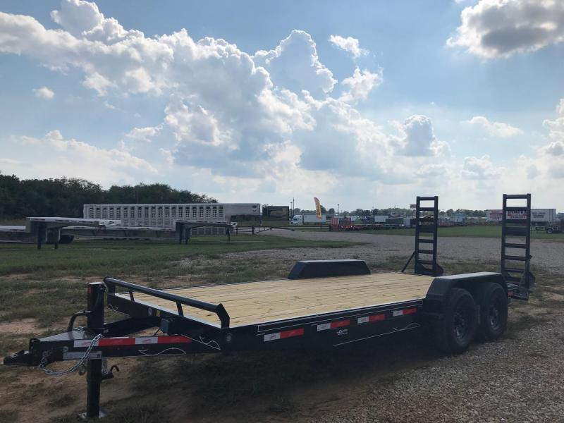 2019 Starlite Trailers 82-206CRDV Equipment Trailer in Gamaliel, AR
