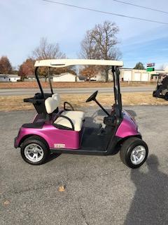 2013 E-Z-GO Freedom RXV Golf Cart