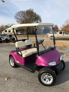 2013 E-Z-GO Freedom RXV Golf Cart