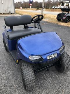 2019 E-Z-GO Valor Golf Car