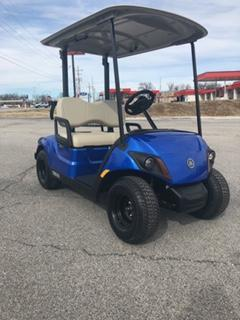2019 Yamaha Quietech EFI Golf Car