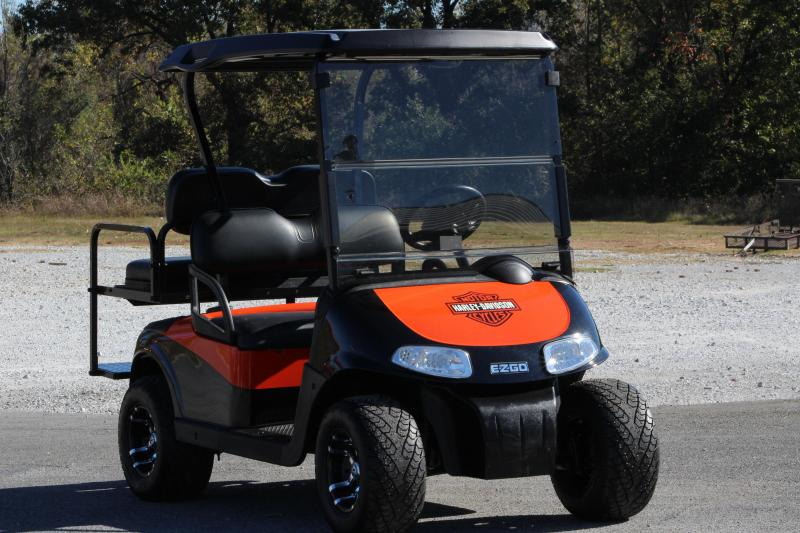 2013 E-Z-GO RXV Custom Electric Golf Cart