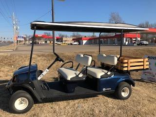 Cushman Shuttle 4 | Grizzly Bear Golf Cars | Custom Golf