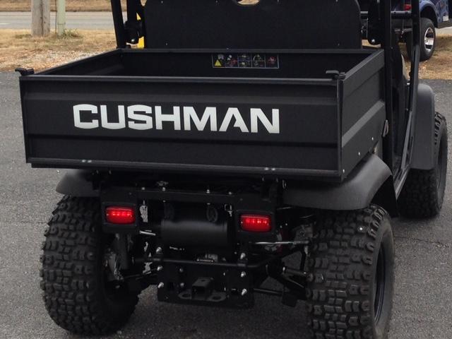 Cushman Hauler 4x4 Gas Utility Vehicle