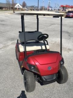 2018 Yamaha QuieTech EFI Golf Cart