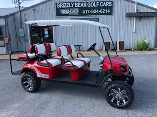 2018 E-Z-GO Express L6 Utility Vehicle