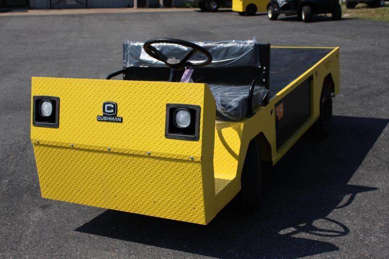 Cushman Titan XD Burden Carrier