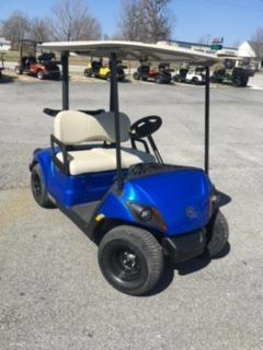 2018 Yamaha QuieTech EFI Golf Cart