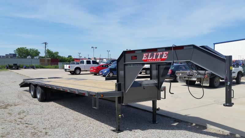 Used Flat Bed Car Trailers