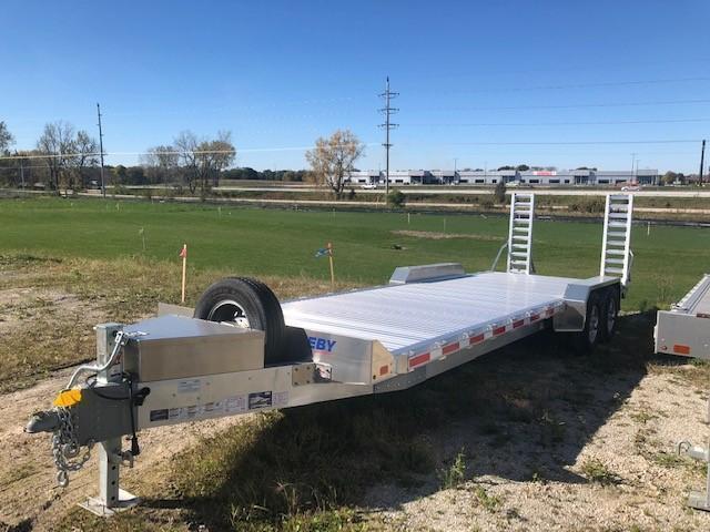 "2019 EBY 24'6"" x 82"" 14K Low Pro - Tradesman w/spare  BH Equipment in Ashburn, VA"