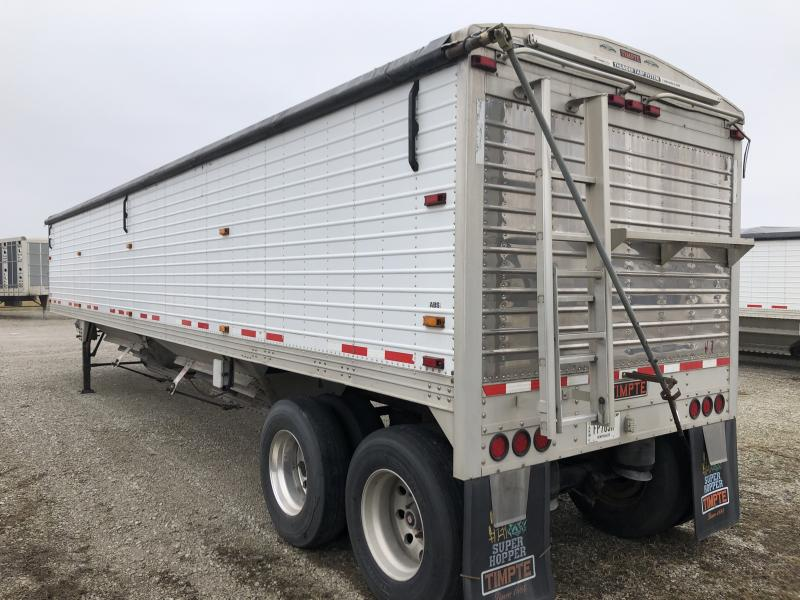 "2009 Timpte 40' x 102"" x 72"" Super Hopper"